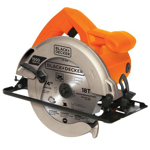 SIERRA CIRCULAR 7 1_4 BLACK&DECKER CS1034-B3