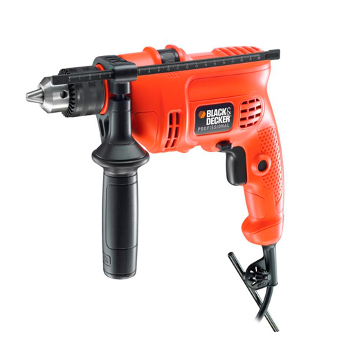 TALADRO DE 1_2 PERCUSION BLACK&DECKER HD500